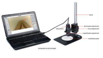 Insize Dijital Mikroskop – ISM-PM200SA